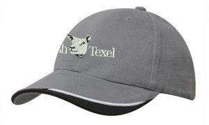 Irish Texel Baseball Cap –  Grey