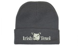 Irish Texel Beanies