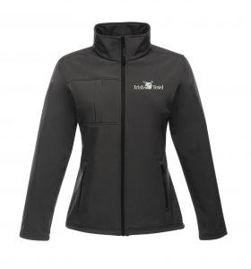 Irish Texel Ladies Octagon Softshell Jacket