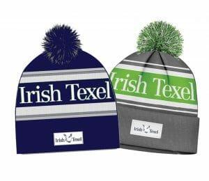 Irish Texel Jacquard Beanie