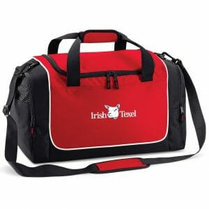 Irish Texel Team Locker Bag